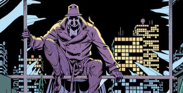 Watchmen par Dave Gibbons et Alan Moore