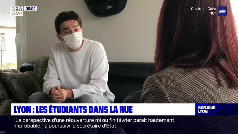 Lyon: les étudiants manifestent ce jeudi contre la précarité