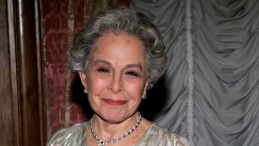 Marge Champion, l'inspiratrice de Blanche-Neige, en 2012