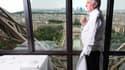 Le chef Alain Ducasse n'occupera plus les fourneaux de la Tour Eiffel à compter de septembre 2019. (image d'illustration)