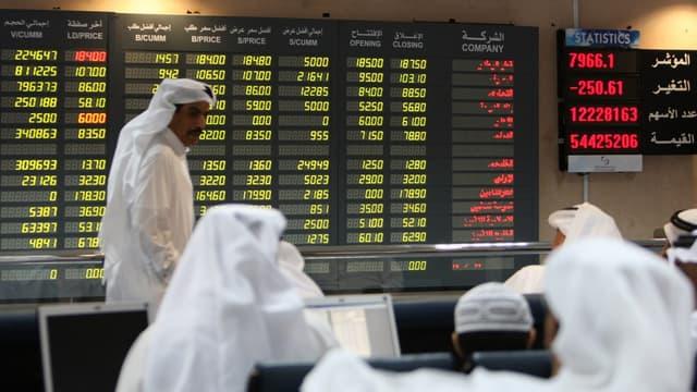 La bourse de Doha s'inquiète des possibles conséquences du scandale Fifa.