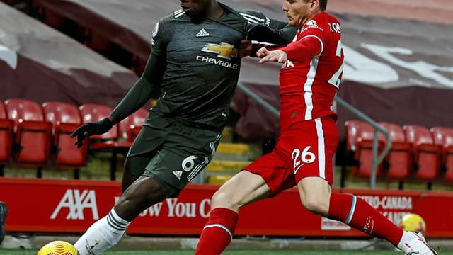 Liverpool-Manchester United en direct