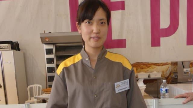 Mei Narusawa est âgée de 34 ans