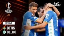 Résumé : Betis 4-3 Celtic - Ligue Europa J1
