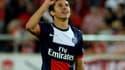 Marquinhos pour la première fois titulaire en L1