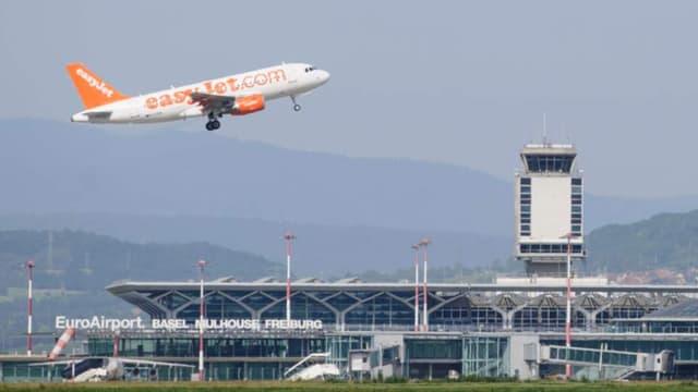 Easyjet est la principale compagnie présente sur cet aéroport.