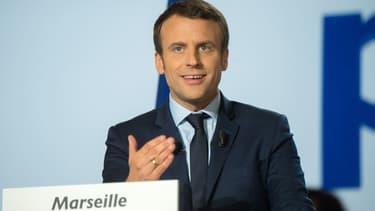 Emmanuel Macron arrive en tête de ce sondage