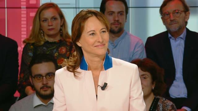 Ségolène Royal invitée sur BFMTV le 26 janvier 2020