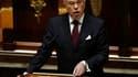 Le Premier ministre, Bernard Cazeneuve, à la tribune de l'Assemblée nationale le mardi 13 décembre 2016.