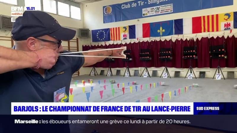 Var: le championnat de France de tir au lance-pierre à Barjols, ce dimanche