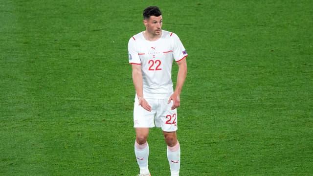 Fabian Schar - Suisse