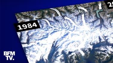 AVANT/APRÈS. Google Earth permet désormais de visualiser à quel point la Terre a changé en 40 ans