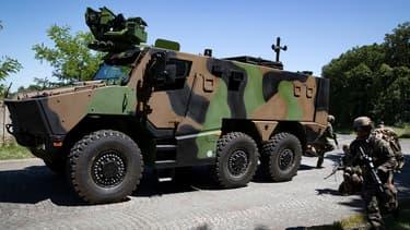 Une version hybride du Griffon sera livrée à l'armée de Terre en 2025
