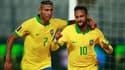 Neymar et Richarlison