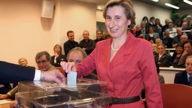Hermeline Malherbe a été réélue conseillère départementales des Pyrénées-Orientales dimanche; L'élue socialiste devrait enchaîner sur un second mandat de présidente du département dimanche