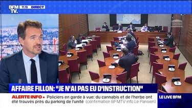 """Affaire Fillon : """"Je n'ai pas eu d'instruction"""" - 02/07"""