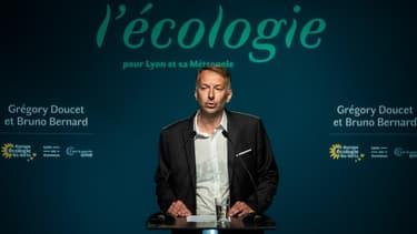 L'écologiste Bruno Bernard remporte la mairie et la métropole de Lyon, le 28 juin 2020