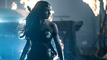 Gal Gadot dans Justice League
