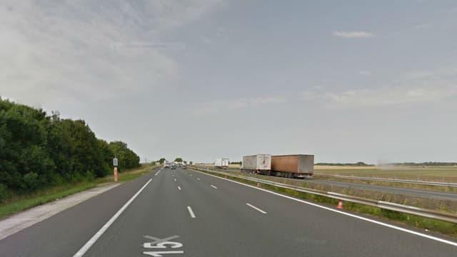 Autoroute A1 - Arras