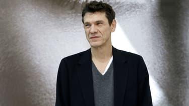 Marc Lavoine au Festival de la télévision de Monaco en 2013