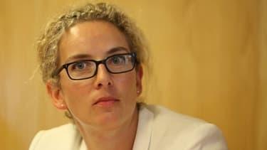 Delphine Batho est députée des Deux-Sèvres depuis son éviction du gouvernement Ayrault.