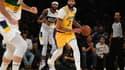 Anthony Davis (Lakers), possible free agent en fin de saison