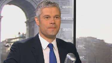 Laurent Wauquiez, vice-président de l'UMP, invité de BFMTV le 18 avril 2013