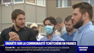 Comment la communauté tchétchène perçoit les violences à Dijon et Nice