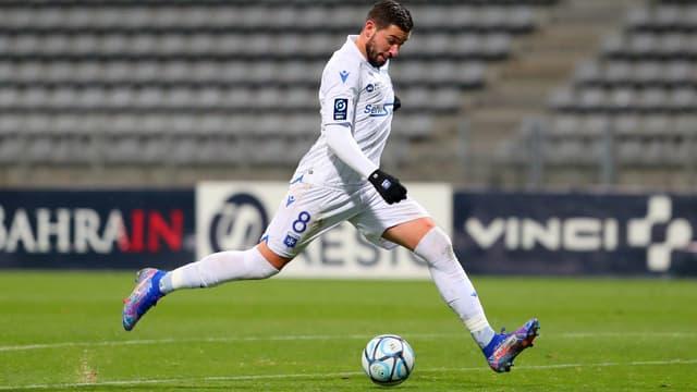 Mikael Le Bihan - Auxerre