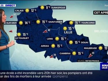 Météo Nord-Pas-de-Calais: un grand ciel bleu mais du vent pour ce vendredi