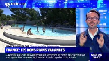France : les bons plans vacances - 11/07