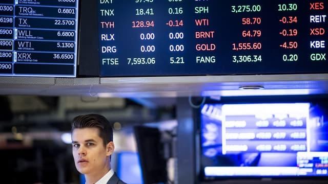 La propagation du coronavirus inquiète les marchés