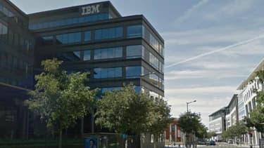 IBM France fête ses 100 ans.