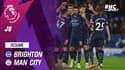 Résumé : Brighton 1-4 Manchester City - Premier League (J9)