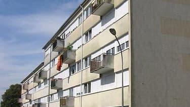 Photo d'illustration d'un immeuble HLM