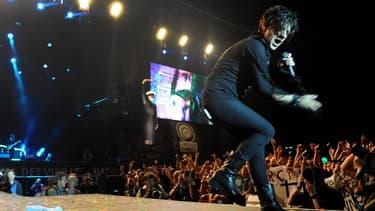 Indochine en concert, le 17 juillet 2014