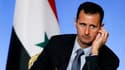 Les Etats-Unis et l'Union européenne ont réclamé jeudi la démission du président syrien Bachar al Assad, après cinq mois de répression sanglante du mouvement de contestation. /Photo prise le 12 juillet 2008/REUTERS/Eric Gaillard