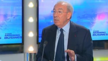 Jean-François Pilliard était l'invité de BFM Business, ce mardi 27 août.
