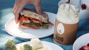 La mayonnaise sans oeufs et les autres produits qui réinventent notre manière de s'alimenter font peur aux géants de l'agroalimentaire.