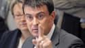 """Délinquance: la droite tacle Manuel Valls, """"le pire ministre de l'Intérieur depuis dix ans"""""""