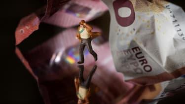 L'inflation a progressé en zone euro.