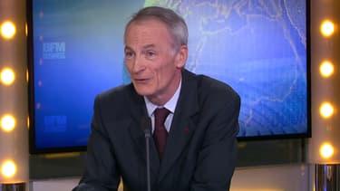Jean-Dominique Senard était l'invité de Stéphane Soumier dans Good Morning Business ce lundi.