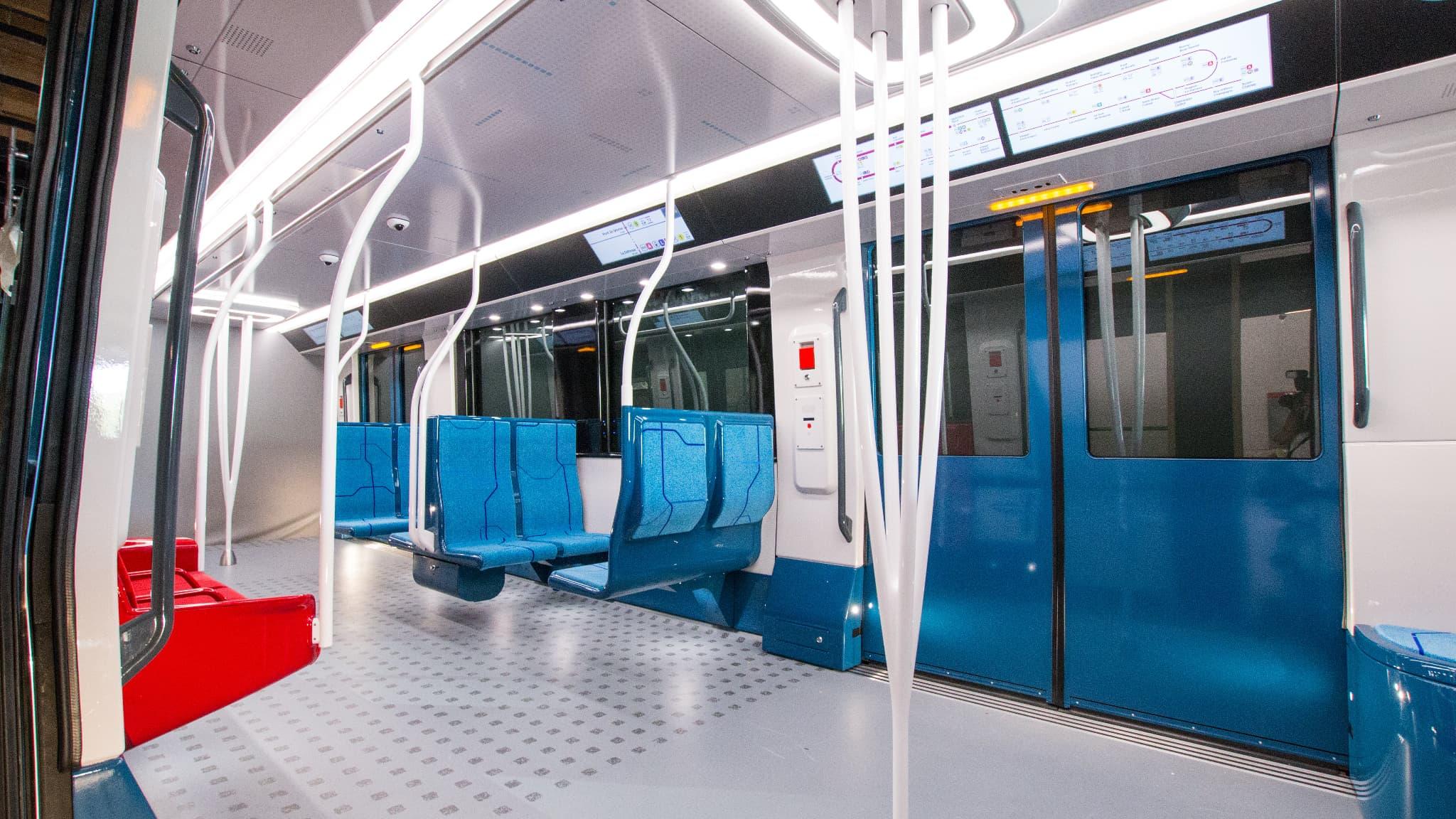 Métro du Grand Paris: la ligne 16 sera terminée dès 2028 - BFMTV