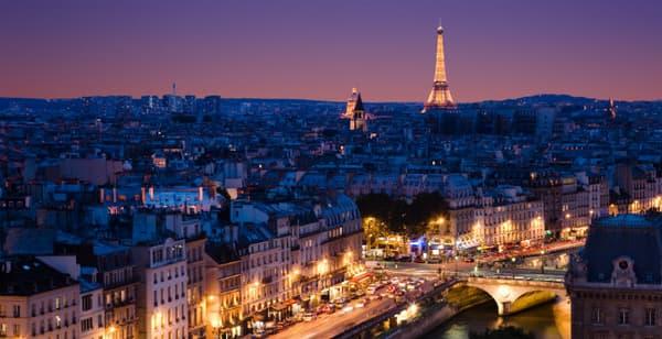 Selon l'Insee, 2 228 409 Français vivaient à Paris en 2015. C'est près de 40.000 de moins qu'en 2010.