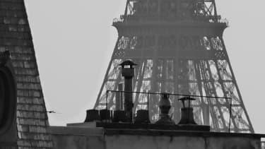 Immobilier à Paris: les volumes baissent, pas les prix