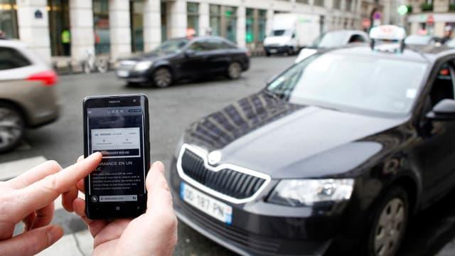 Pour les taxis, Uber fait preuve de concurrence déloyale.