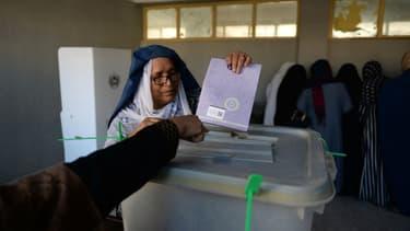 Elections législatives en Afghanistan le 20 octobre 2018