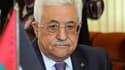 Mahmoud Abbas en octobre 2013.