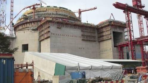 Areva peine à vendre ses réacteurs, ici celui de Olkiluoto en Finlande.