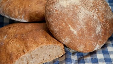 Du pain italien (Photo d'illustration).
